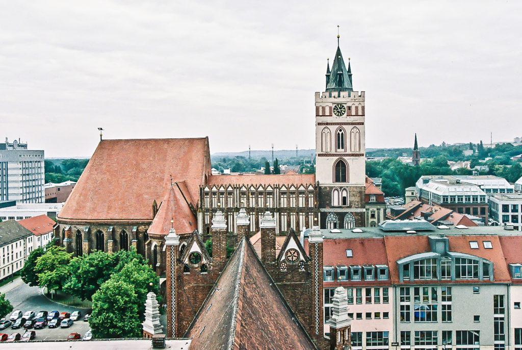Marienkirche und Sieben Raben 2