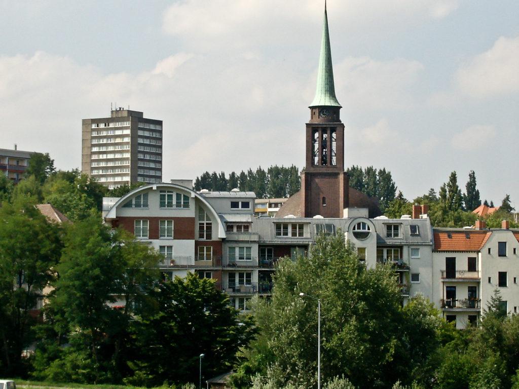 Verwaltungsobjekt Bergstraße 36-37