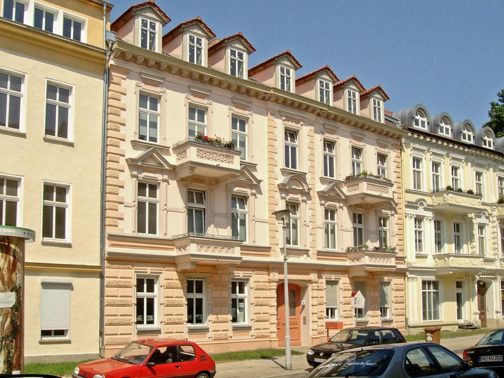 Vermietung, Verkauf, Einraumwohnung, Zweiraumwohnung, Dreiraumwohnung, Frankfurt (Oder), DM Immobilien GmbH